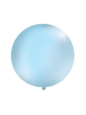 BALON Błękitny, duży