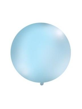Balon duży błękitny
