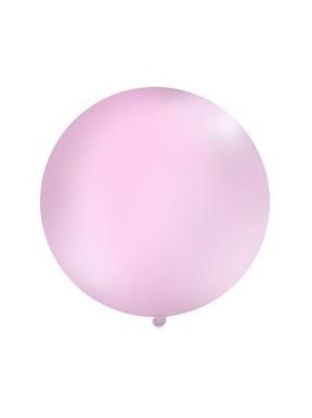 Balon duży różowy