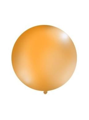 Balon duży pomarańczowy