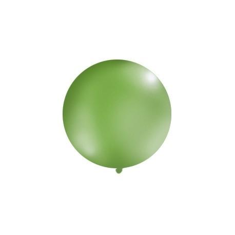 Balon duży zielony