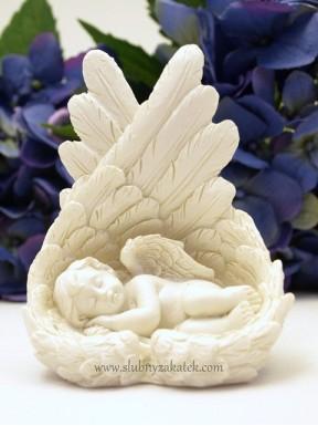 Aniołek w skrzydłach