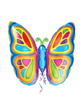 Balon foliowy Motylek