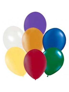 """Balony metalik 10"""" 10 szt."""