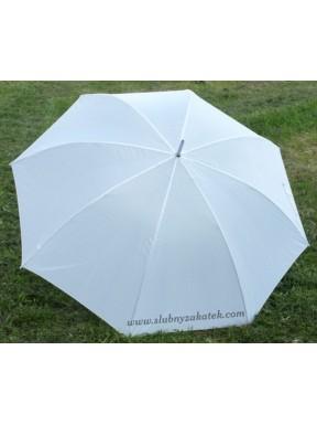 Parasol biały gigant