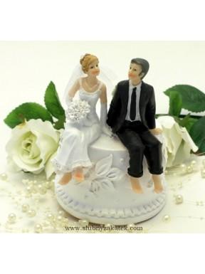 Figurka na tort SKARBONKA
