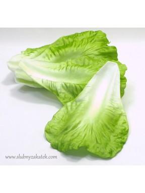 Liść sałaty sztuczny