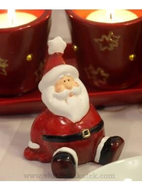 Mikołaj ceramiczny