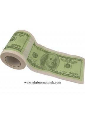 Papier toaletowy Dollars