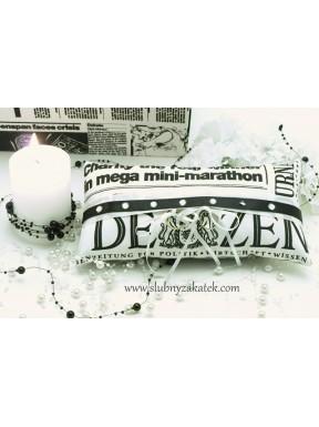 Poduszeczka gazeta
