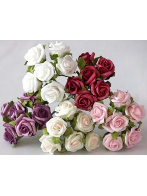 Różyczki do dekoracji małe