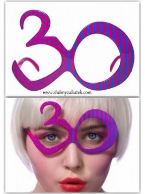 Okulary 30