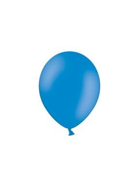 Balon Niebieski, pastel