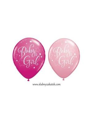 Balon pastel Baby Girl