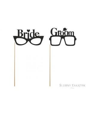 Okulary Bride & Groom