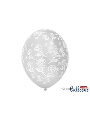 "Balon róże 14"""