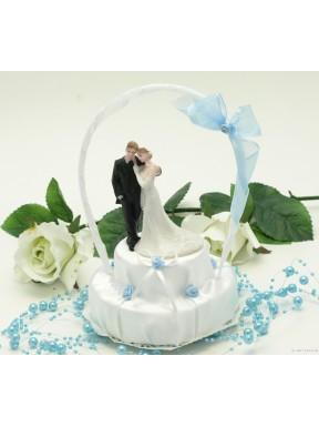 Figurka na tort Blue