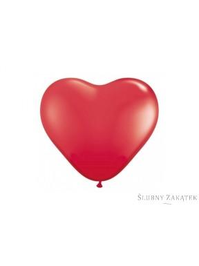Balony serca 100 szt
