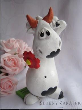 Figurka Szalona Krowa