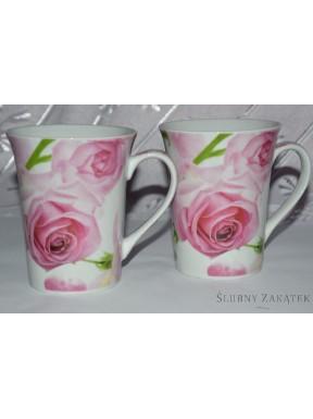 Kubki Różane - zestaw