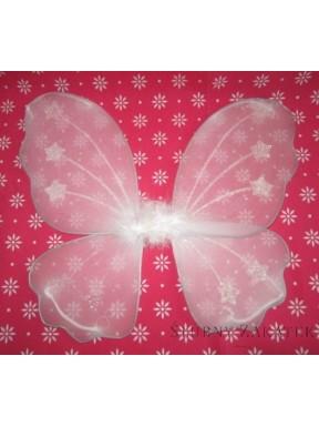 Skrzydła motyla małe