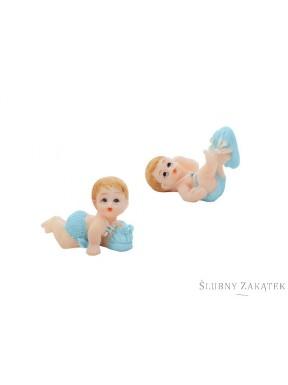 Figurka chłopiec miniaturka