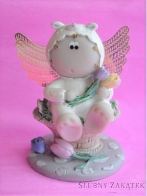 Aniołek Wielkanocny BARANEK