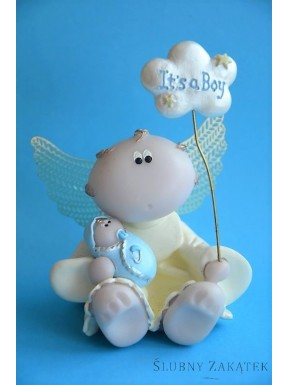 Aniołek z okazji narodzin