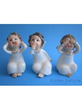 Aniołki dziewczynki małe