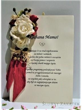 """Podziękowanie dla """"Kochanej Mamy"""" II"""