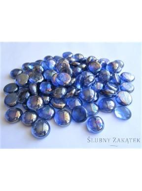 Kamienie opalizujące, niebieskie