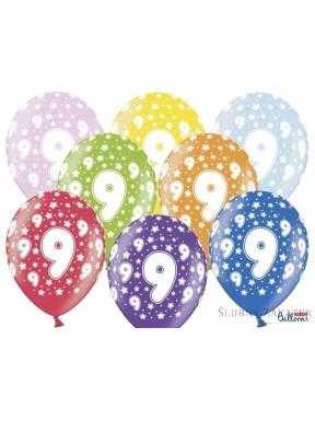 """BALONY """"9 urodziny"""" II"""