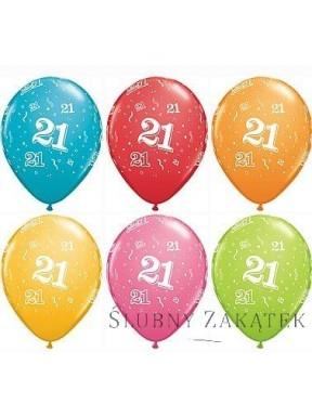 """BALONY """"21 Urodziny"""""""