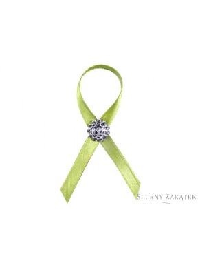 Kotyliony z rozetką, zielone