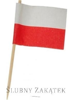 Wykałaczki flaga Polski