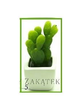 Sztuczny kaktus III
