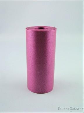 Wstążka pastelowa 9m, różowa