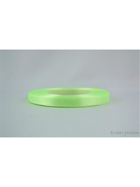 Tasiemka atłasowa 5 mm 35 y, j. zielona
