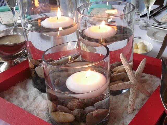 Wesele w blasku świec