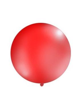 BALON Czerwony, duży