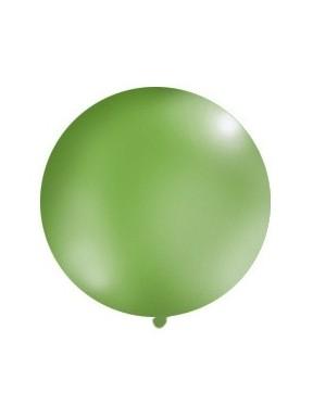 BALON Zielony, duży