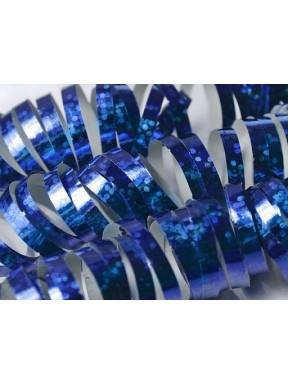 SERPENTYNY HOLOGRAFICZNE, niebieskie