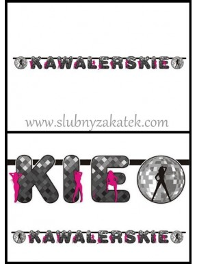 "BANER ""Kawalerskie"""