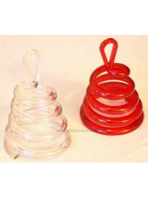 Obciążnik do balonów spirala