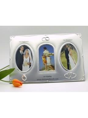 RAMKA NA ZDJĘCIA Ślubna