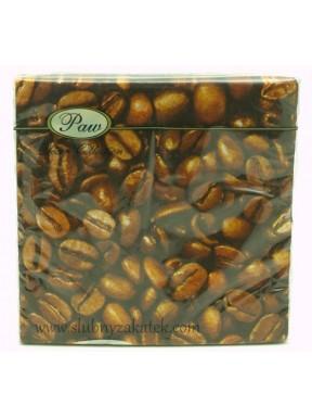Serwetki Paw coffe