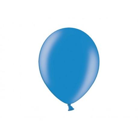 """BALONY 5"""" niebieskie metalik, 100 szt"""