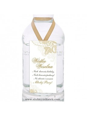 ZAWIESZKA NA ALKOHOL Elegancja