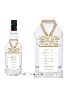 ZAWIESZKA NA ALKOHOL Złota Kolekcja