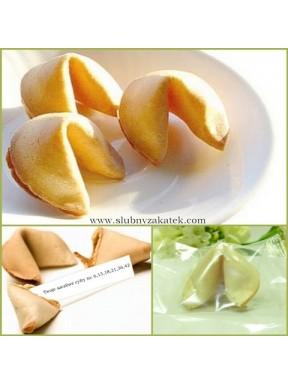 Chińskie ciasteczko z wróżbą